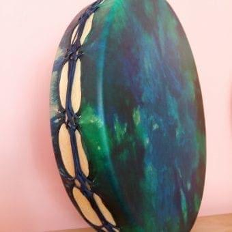 Tambour océan wapiti