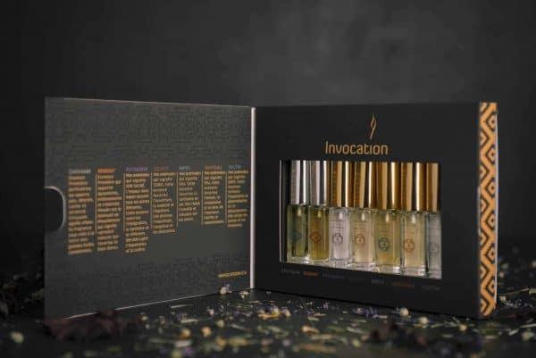 coffret découvertes 7 parfums en