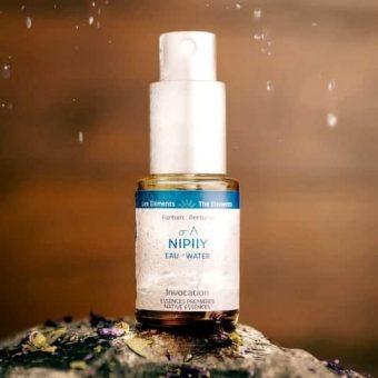 5 elements : nipiiy - eau - invocation