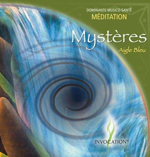 CD Aigle Bleu Mystères