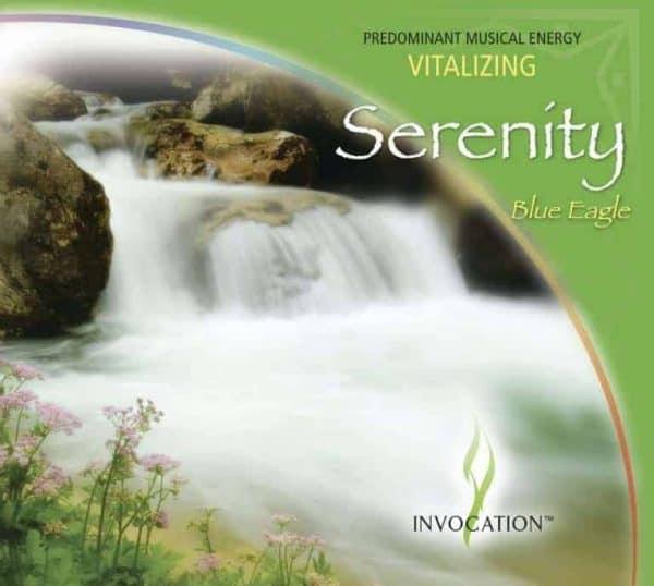 Serenity music CD