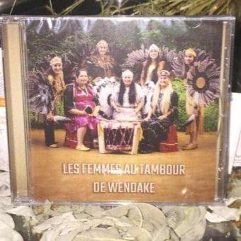 femmes tambour cd