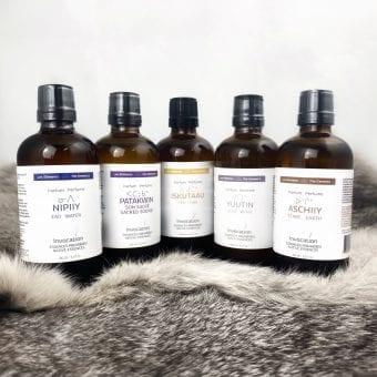 recharge 5 elements parfums 100ml