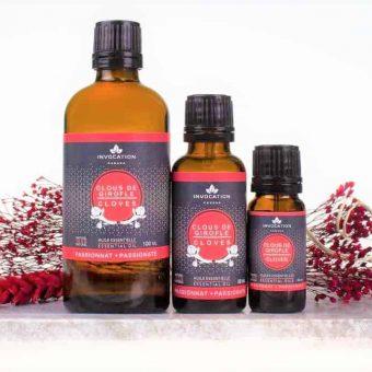 Clous de Girofle Clove boutiqueAigleBleu huiles essentielles bio