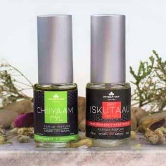 Duo St Valentin parfum naturel