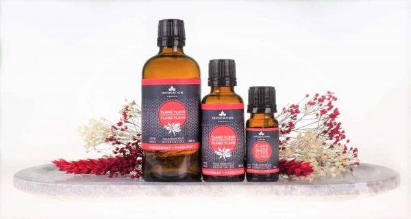 Ylang Ylang Huile essentielle essential oil boutiqueaiglebleu.com blueeagleshop