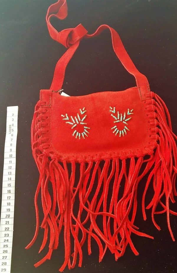 33 sac a main petit rouge scaled
