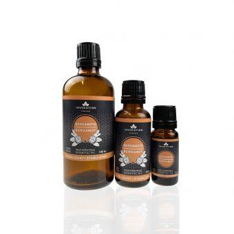 bergamote biologique organic bergamot huile essentielle essential oil invocation