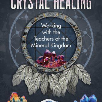 Crystal Healing book Blue Eagle